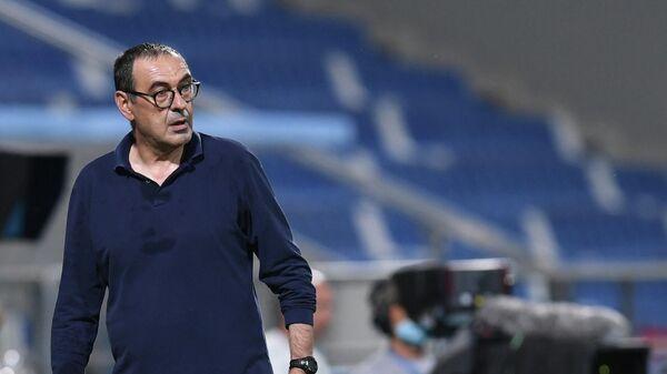Итальянский тренер Маурицио Сарри