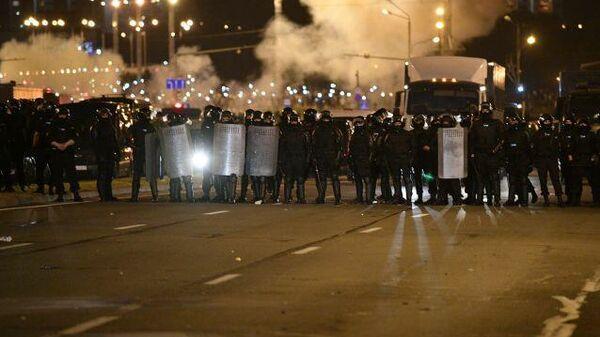 Протесты в Минске. 10.08.2020