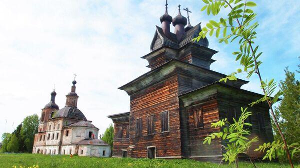 Георгиевская и Воскресенская церкви