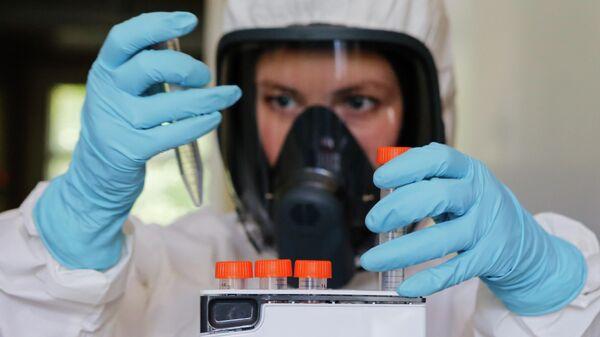 Вакцина против новой коронавирусной инфекции