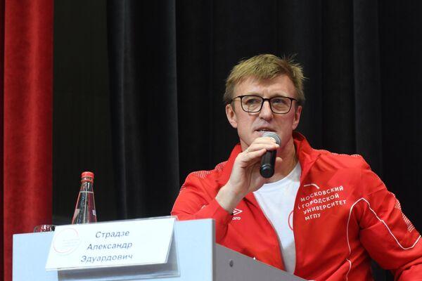 Александр Страдзе, директор института естествознания и спортивных технологий МГПУ