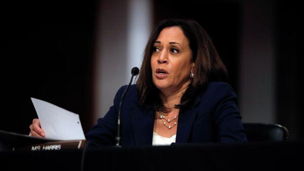 Сенатор США от штата Калифорния Камала Харрис