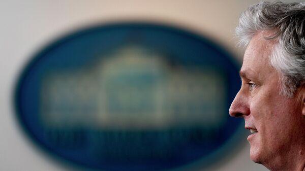 Советник президента США по национальной безопасности Роберт О'Брайен