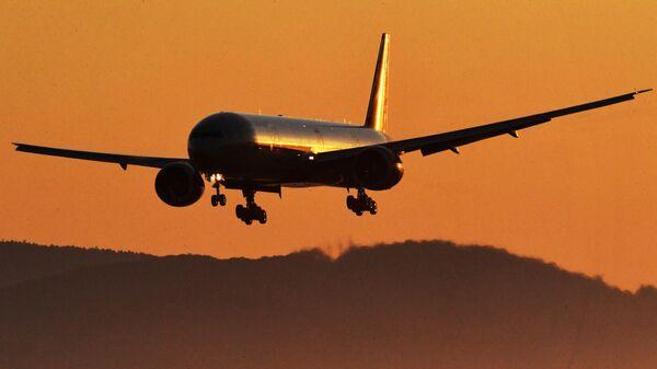 Самолет Boing 777-300 ER авиакомпании Аэрофлот