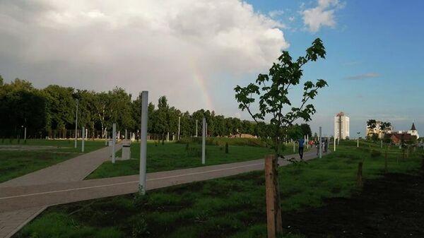 Парк 50-летия ВАЗа в Тольятти