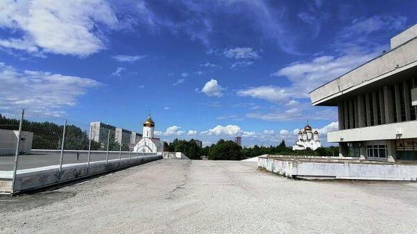 Дворец культуры и техники (ДКиТ) в Тольятти