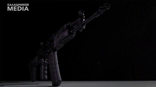 Новый автомат Калашникова АК-19