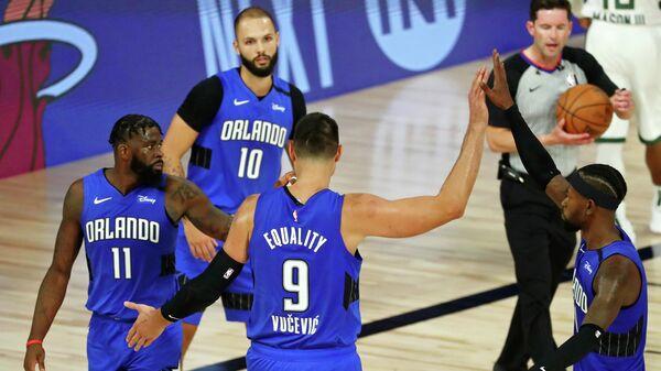 Баскетболисты Орландо Мэджик