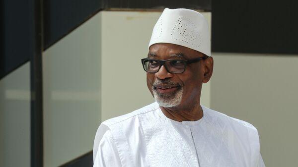Объявивший об отставке президент Мали Ибрагим Бубакар Кейта
