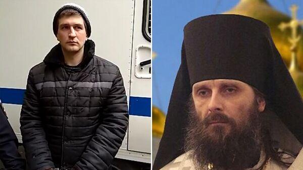 Александр Авдеев, игумен Даниил