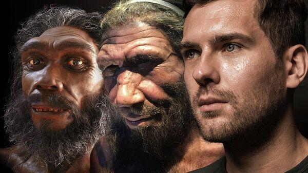 Неизвестные предки Homo sapiens