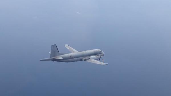 Перехват Сентинел ВВС Великобритании