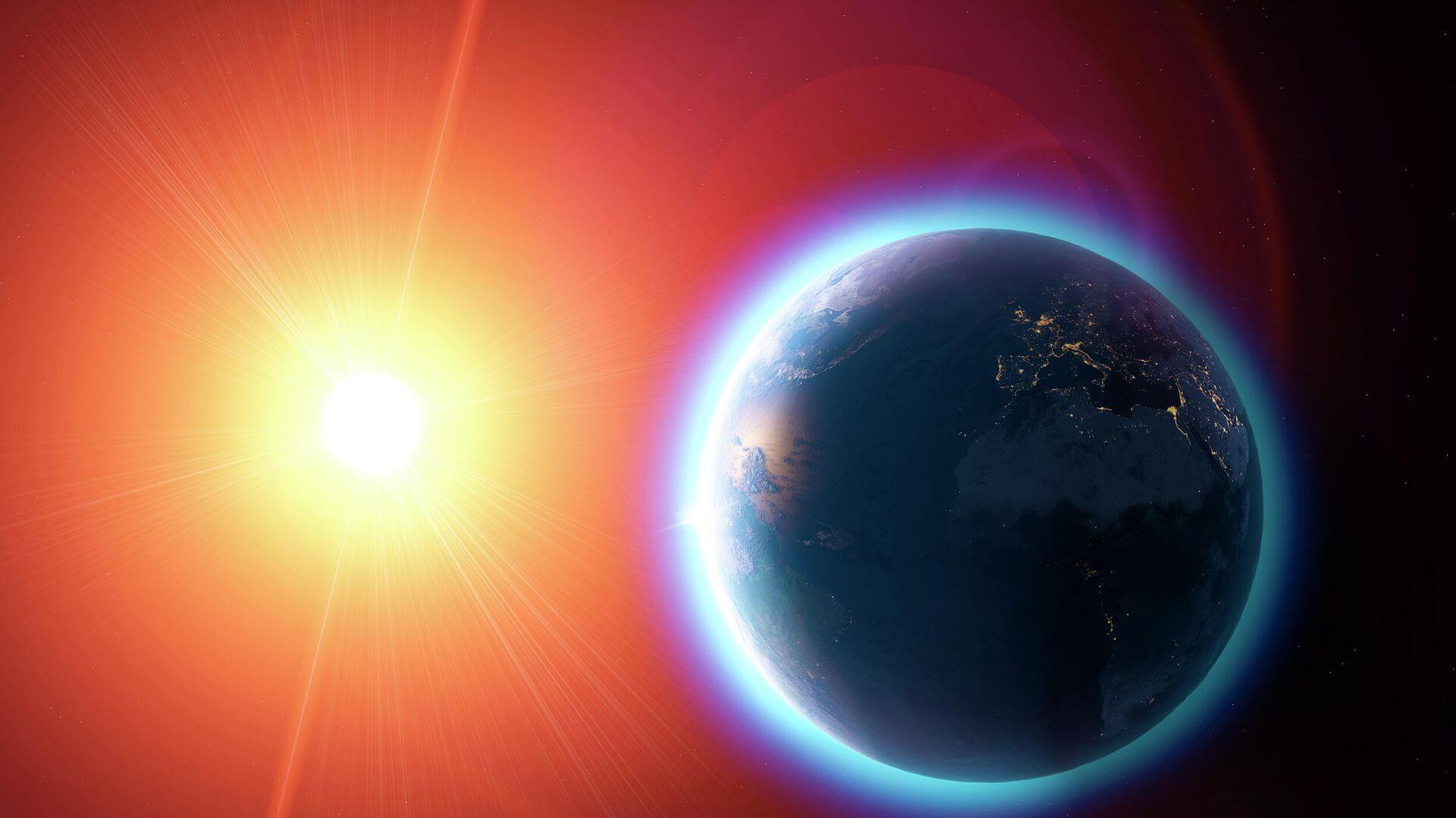 Глобальное потепление и изменение климата - РИА Новости, 1920, 05.02.2021