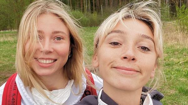 Анастасия Ивлеева и Юлия Коваль