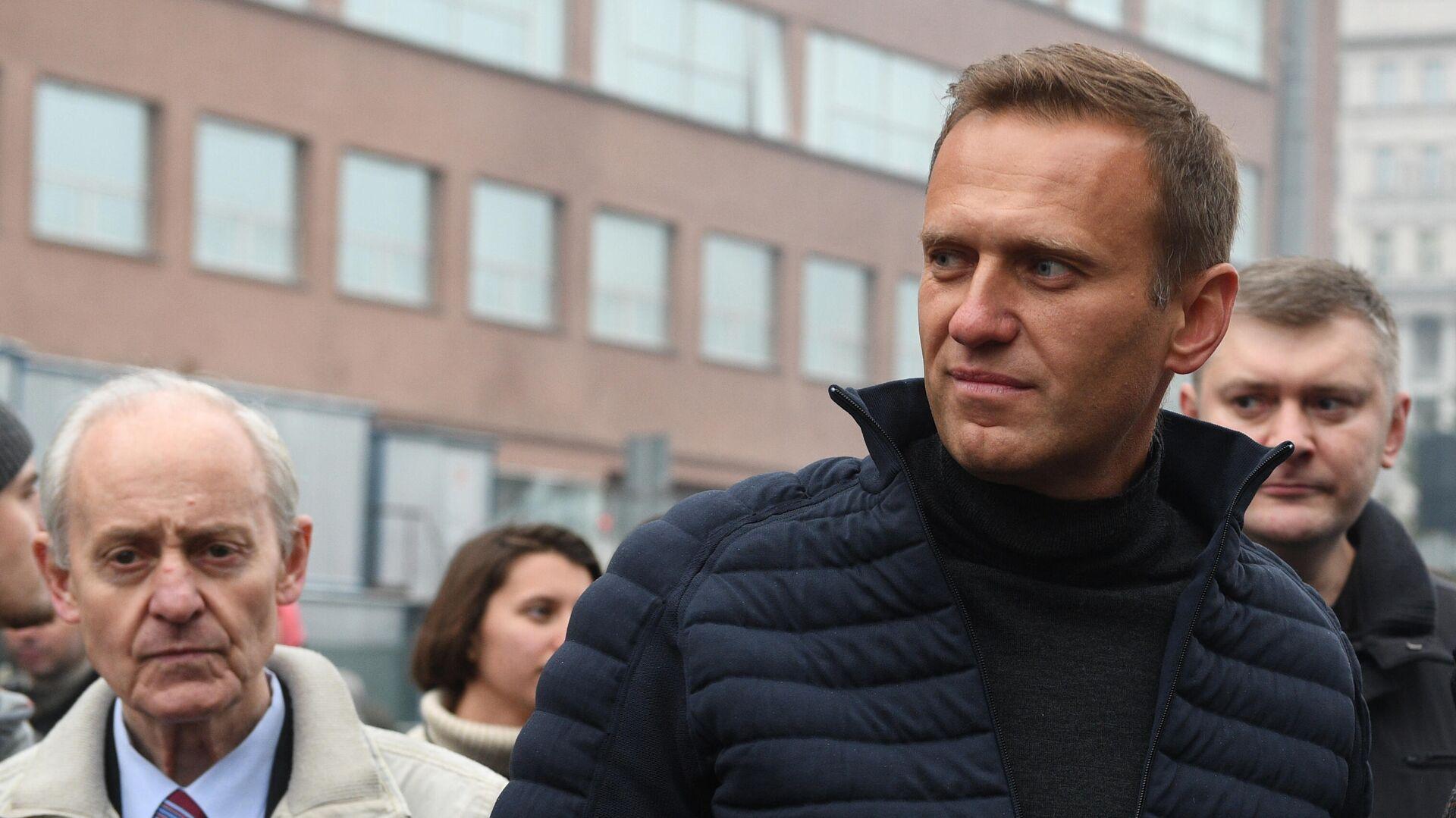 Алексей Навальный - РИА Новости, 1920, 07.10.2020
