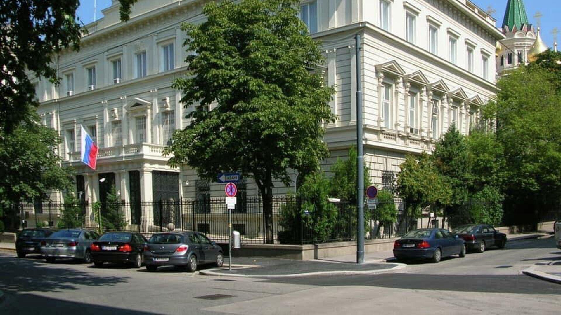 Здание посольства России в Вене - РИА Новости, 1920, 24.08.2020