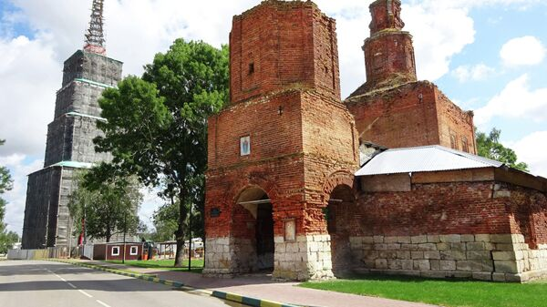 Покровская (Никольская) церковь и колокольня