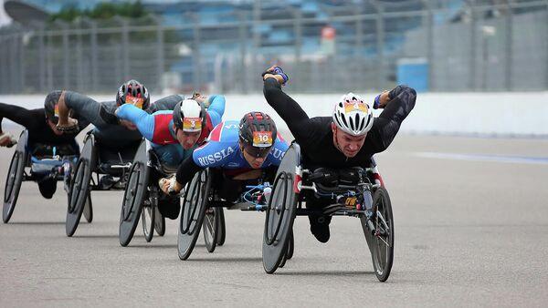 VI международный полумарафон на спортивных колясках пройдет 23 октября