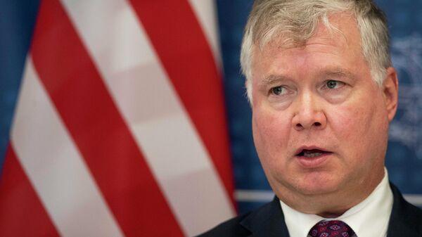 Первый заместитель государственного секретаря США Стивен Биган