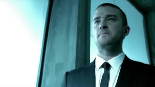 Скриншот видеоклипа Justin Timberlake SexyBack