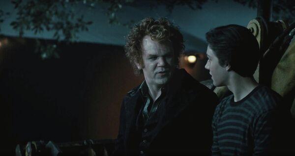 Кадр из фильма История одного вампира