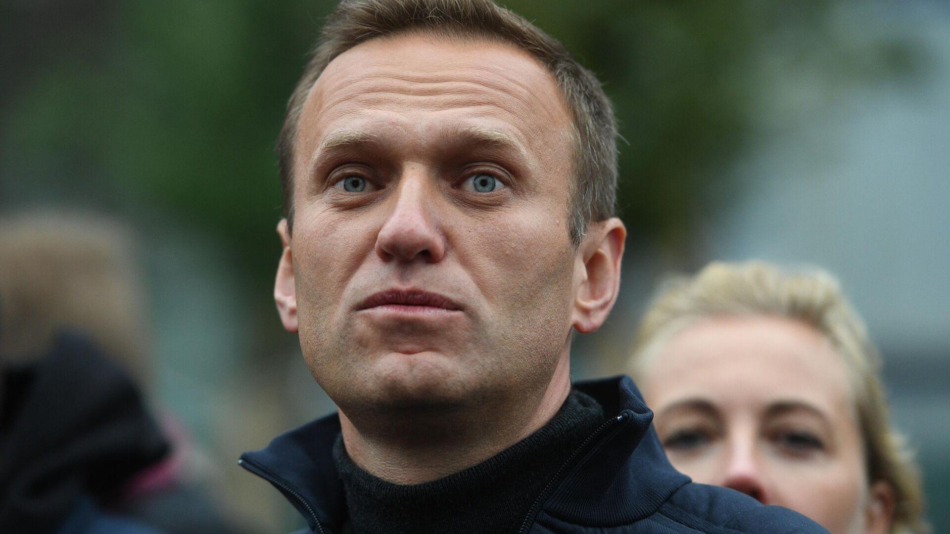 Алексей Навальный - РИА Новости, 1920, 03.09.2020