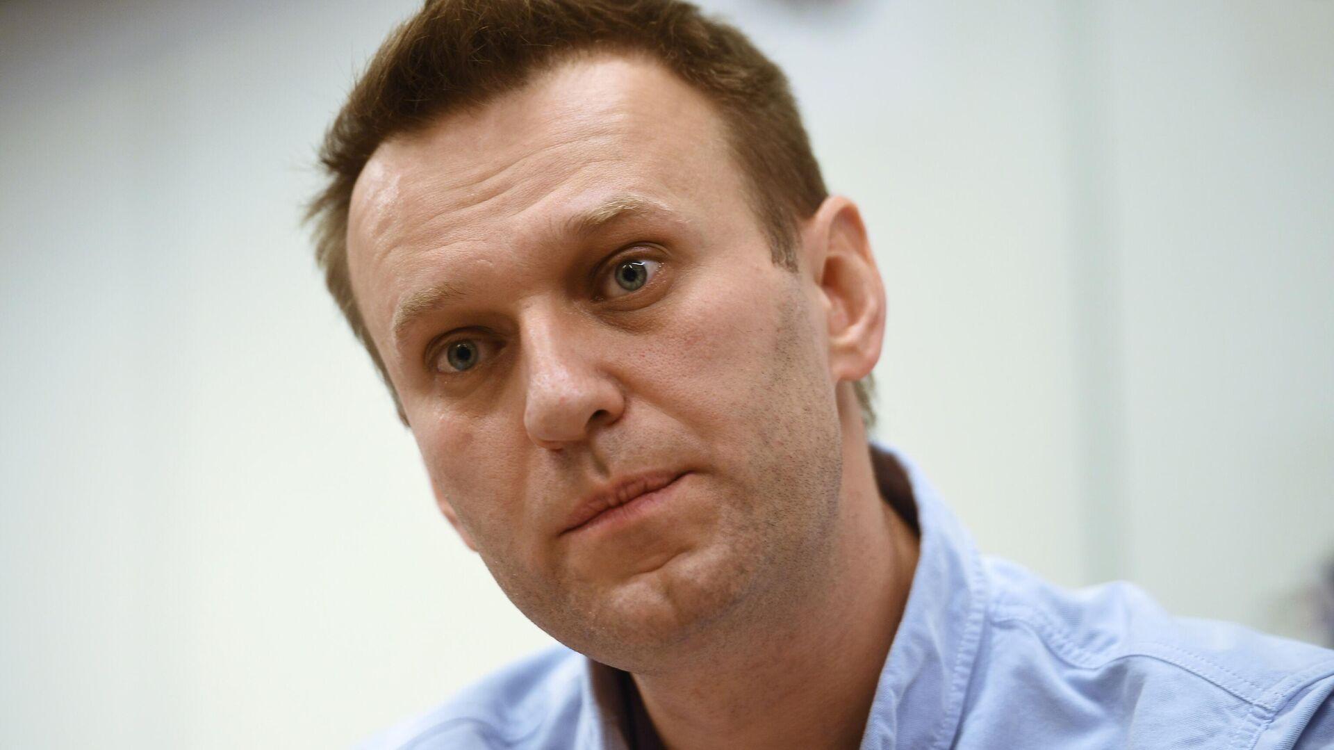 Алексей Навальный - РИА Новости, 1920, 18.10.2020