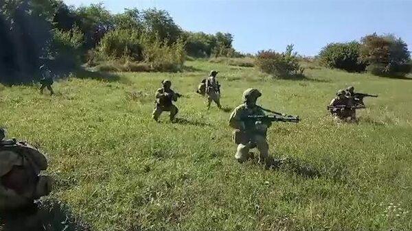 Спецоперация в Ингушетии по ликвидации вооруженного бандита