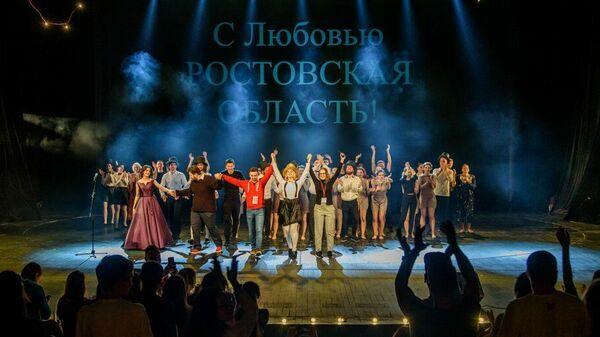 Всероссийский фестиваль Российская студенческая весна – весна Победы