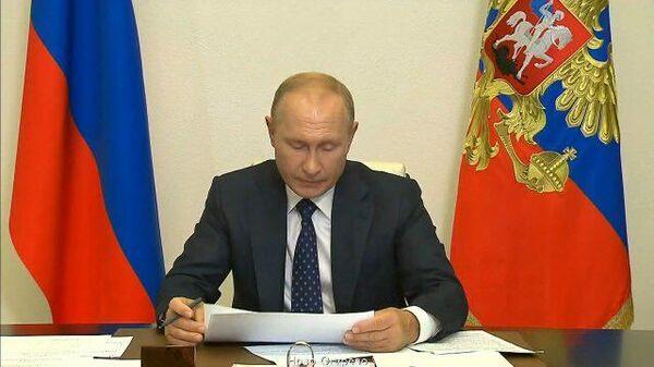Путин спросил Фалькова о повышении стоимости обучения в вузах