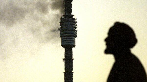 Горит и не показывает: пожар на Останкинской башне 27 августа 2000 года