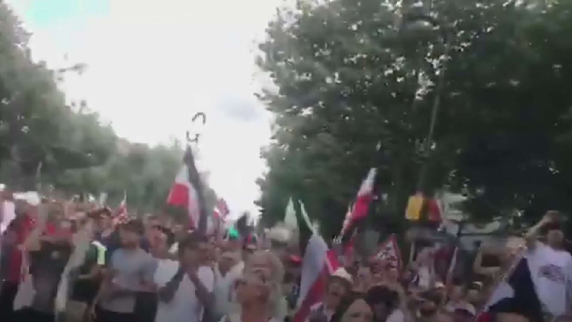 На митинге в Берлине скандируют Путин! - РИА Новости, 1920, 29.08.2020