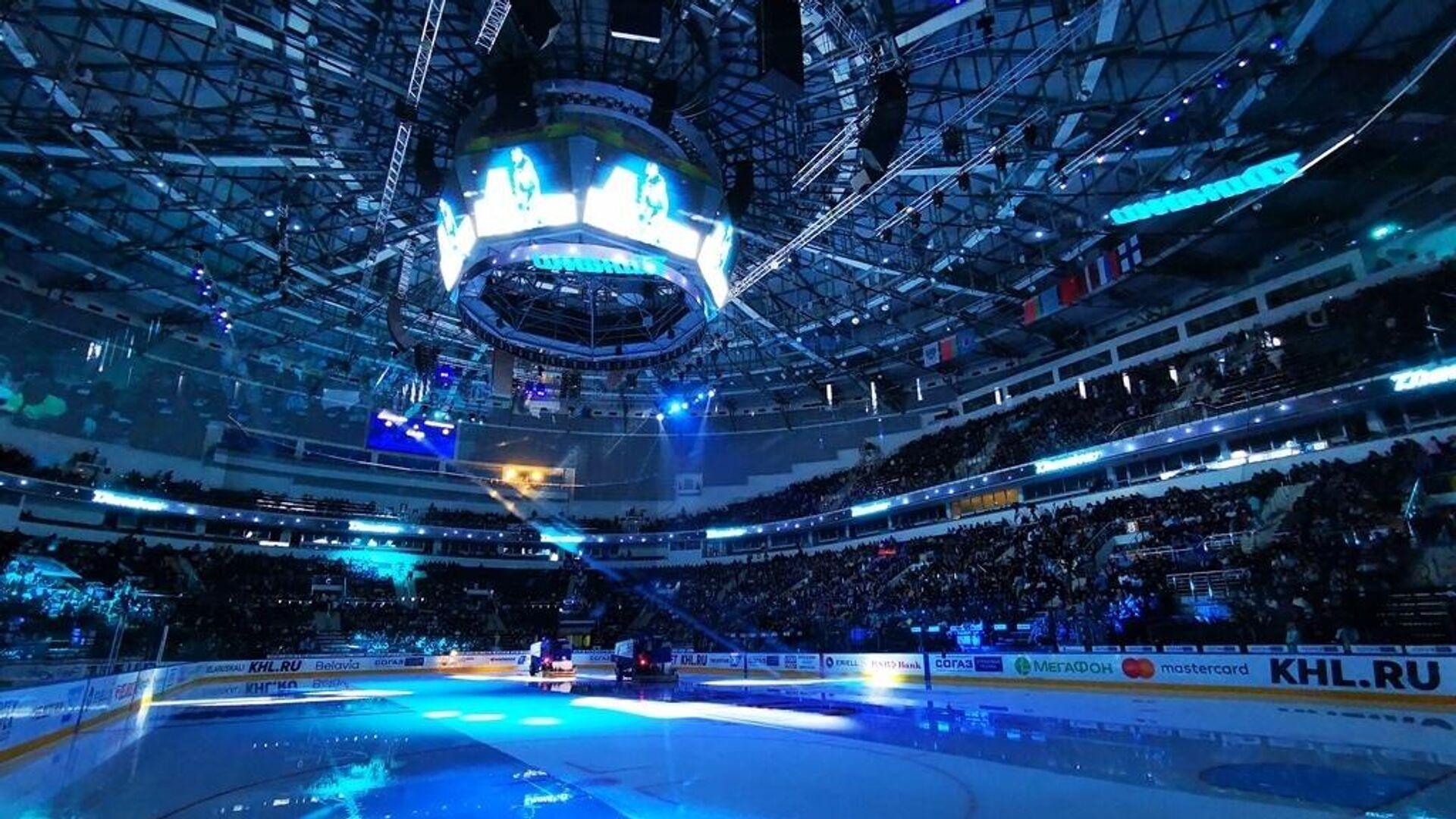 Стадион Минск-Арена - РИА Новости, 1920, 03.09.2020