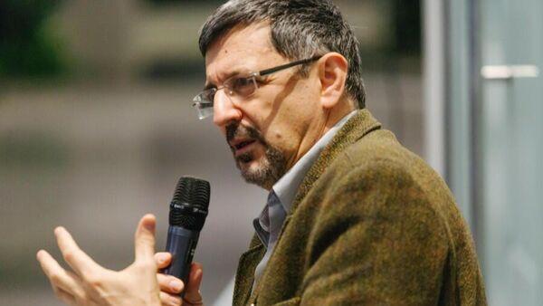 Лекция Гасана Гусейнова в Ельцин Центре в Екатеринбурге