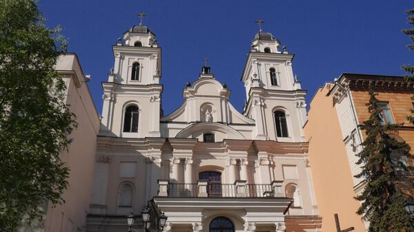 Кафедральный собор Св.Девы Марии в Минске