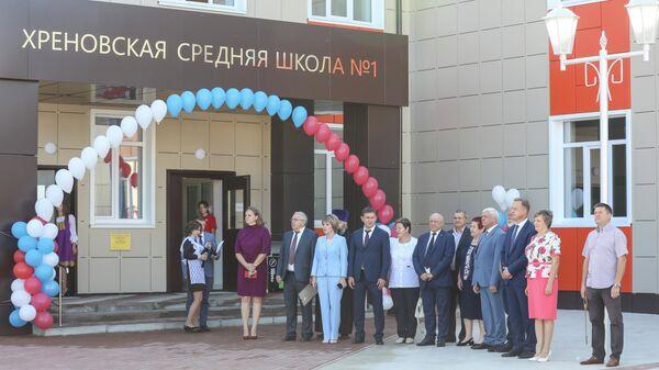 В Воронежской области открылись четыре новые школы
