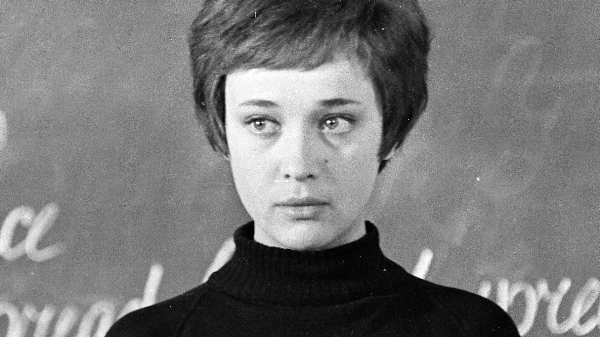 Актриса Ирина Печерникова - РИА Новости, 1920, 03.09.2020