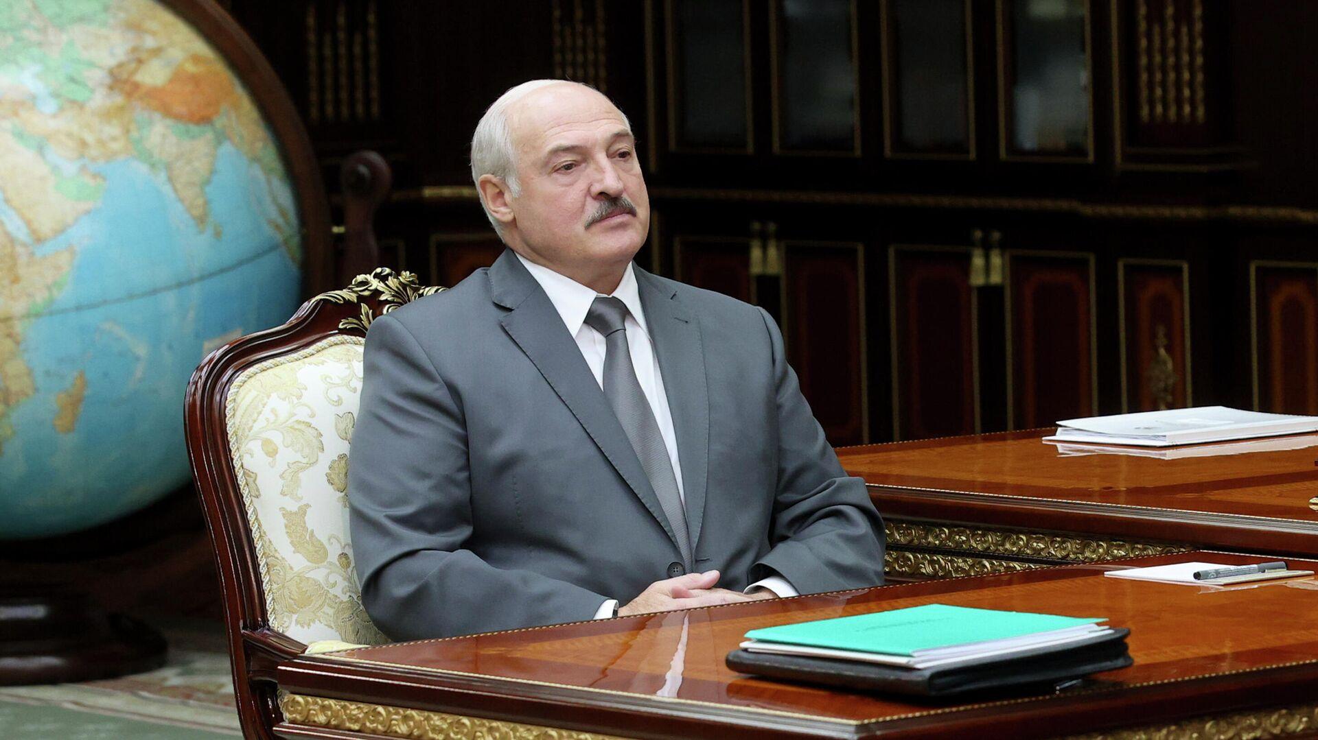 Президент Белоруссии Александр Лукашенко - РИА Новости, 1920, 03.09.2020
