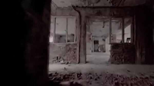Кадр из фильма о Беслане Александра Рогаткина