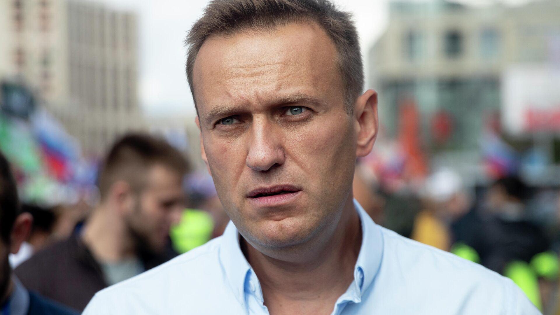 Алексей Навальный - РИА Новости, 1920, 09.09.2020