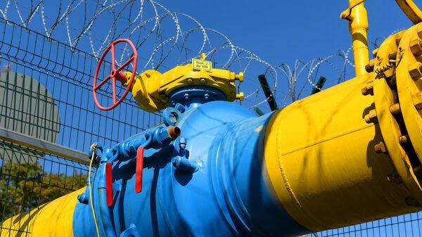 Газопровод высокого давления от ГРС №2 Елабуга Центральная - ПАО Нижнекамскнефтехим