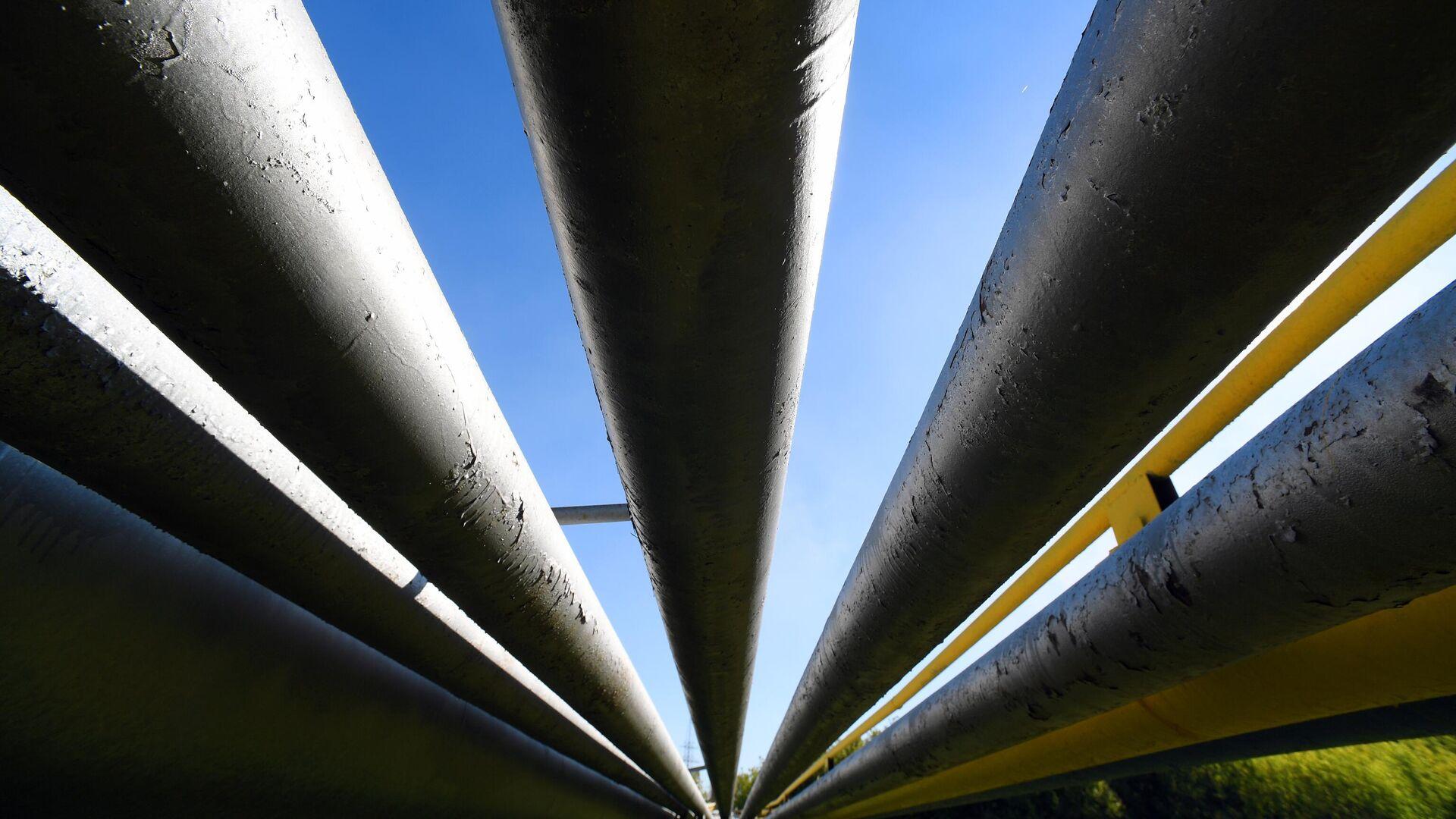 Газопровод высокого давления от ГРС №2 Елабуга Центральная - ПАО Нижнекамскнефтехим - РИА Новости, 1920, 01.10.2021