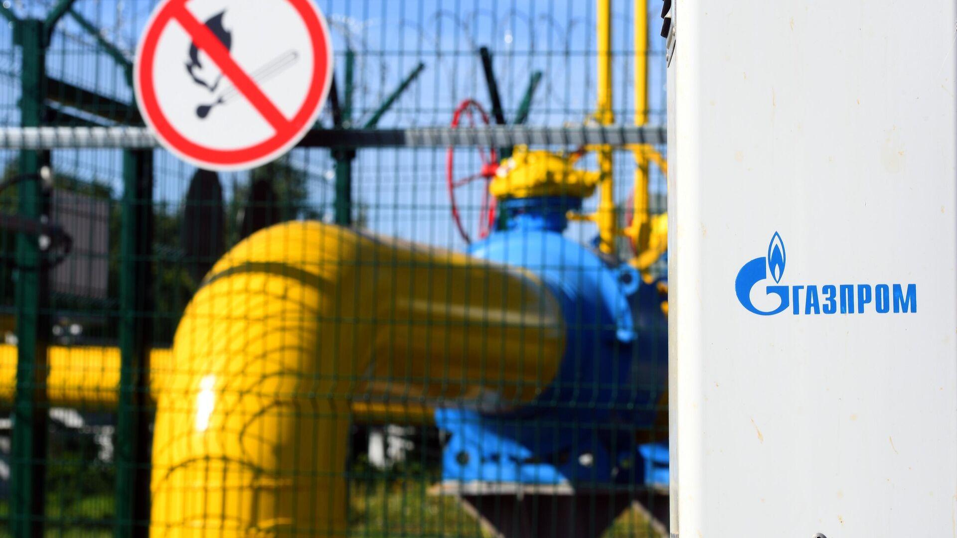 Газопровод высокого давления от ГРС №2 Елабуга Центральная - ПАО Нижнекамскнефтехим - РИА Новости, 1920, 10.11.2020