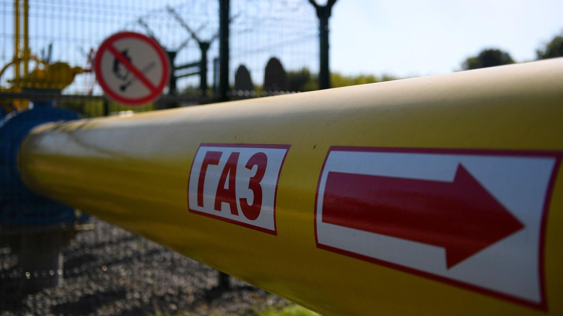 Газопровод высокого давления от ГРС №2 Елабуга Центральная - ПАО Нижнекамскнефтехим - РИА Новости, 1920, 28.09.2021