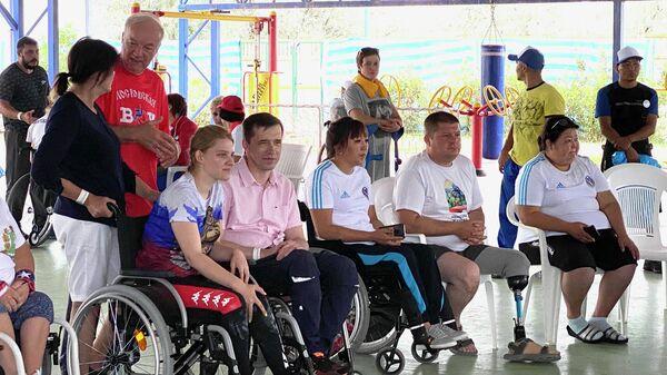 В Крыму стартовал спортивный фестиваль ПАРА-КРЫМ 2020