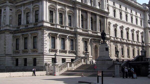 Здание МИД Великобритании. Архивное фото
