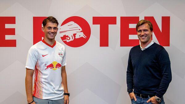 Лазар Самарджич (слева)