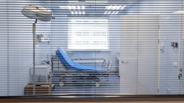 Новое инфекционное отделение Тулунской городской больницы