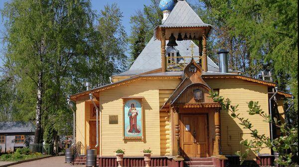 Церковь Сретения Господня в Новой Деревне