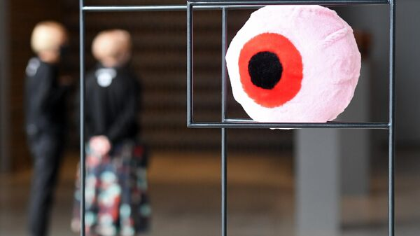 Триеннале современного искусства в музее Гараж